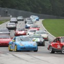 "2014 PCA ""The Road America Challenge"" Club Race"