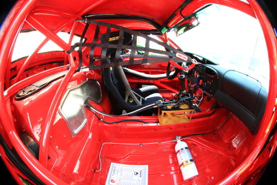 986 6 point roll cage