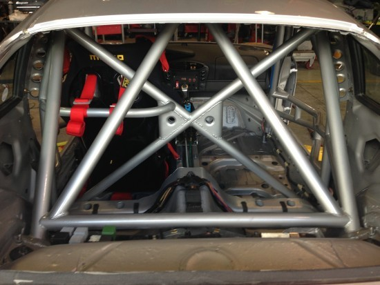 996 and 997 6 POINT WELD IN ROLL CAGE