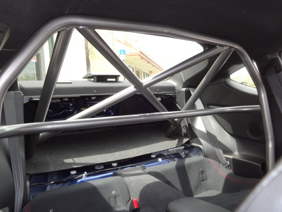 SCION FRS SUBARU BRZ 4 POINT BOLT IN ROLL BAR
