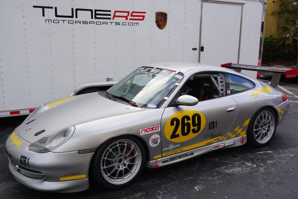 1999 Porsche 996 Carrera Racer Sold Tuners Motorsports